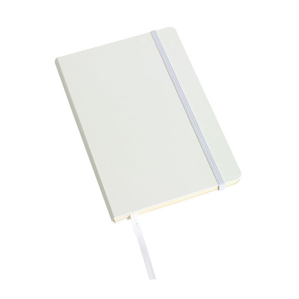 Notebook «Attendant» in DIN A5 format, цвет white