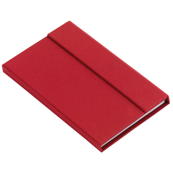 Notebook «Little Notes», цвет red