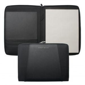 Conference folder A4 Keystone Black