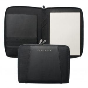 Conference folder A5 Keystone Black