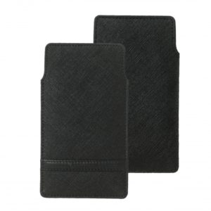iPhone pouch Ruby