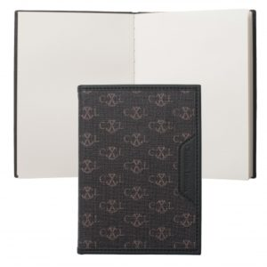 Note pad A6 Seal Brown