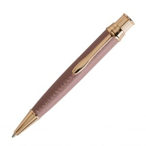 Ballpoint pen Evidence Leather Sandy Pink