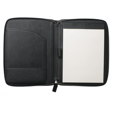 Folder A5 Saffiano Black