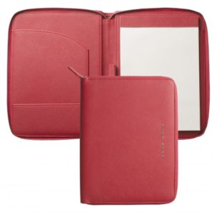 Folder A5 Saffiano Red