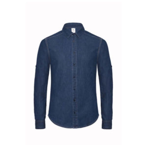 B&C DNM Vision /men, цвет Deep Blue Denim