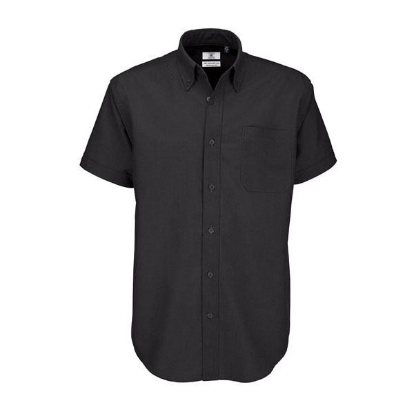 B&C Oxford SSL /men, цвет Black