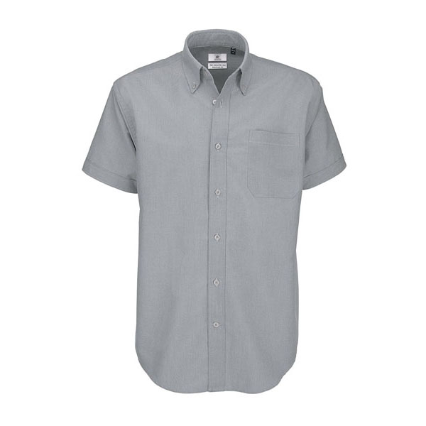 B&C Oxford SSL /men, цвет Silver Moon
