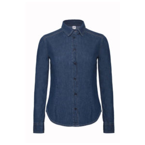 B&C DNM Vision /women, цвет Deep Blue Denim
