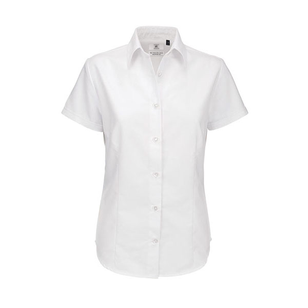 B&C Oxford SSL /women, цвет White