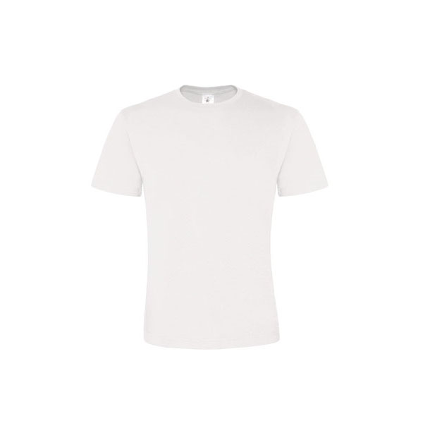 B&C Exact 190 Top /men, цвет White