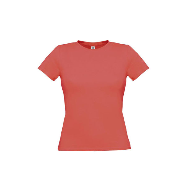 B&C Women-Only, цвет Pixel Coral
